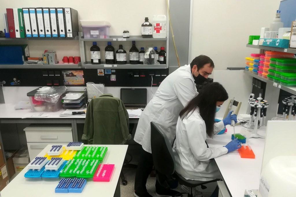 Aleovitro Laboratorio